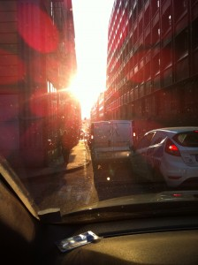 Trafiken i Stockholms city. Foto: AnnVixen