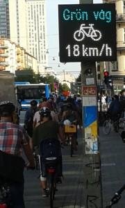 Plats för mer cyklar? Foto: AnnVixen