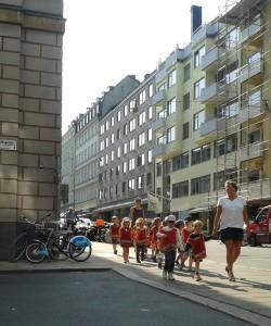 Mer plats för människor i Stockholms stad? Foto: AnnVixen