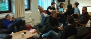 CEMUS student lounge. Foto: AnnVixen