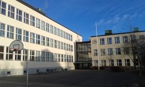 Globala gymnasiet. Foto: AnnVixen