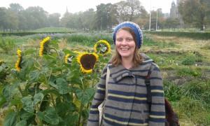 """Evie Murray säger att: """"Det är inte hållbart om det inte samtidigt är roligt!"""" Foto: AnnVixen"""