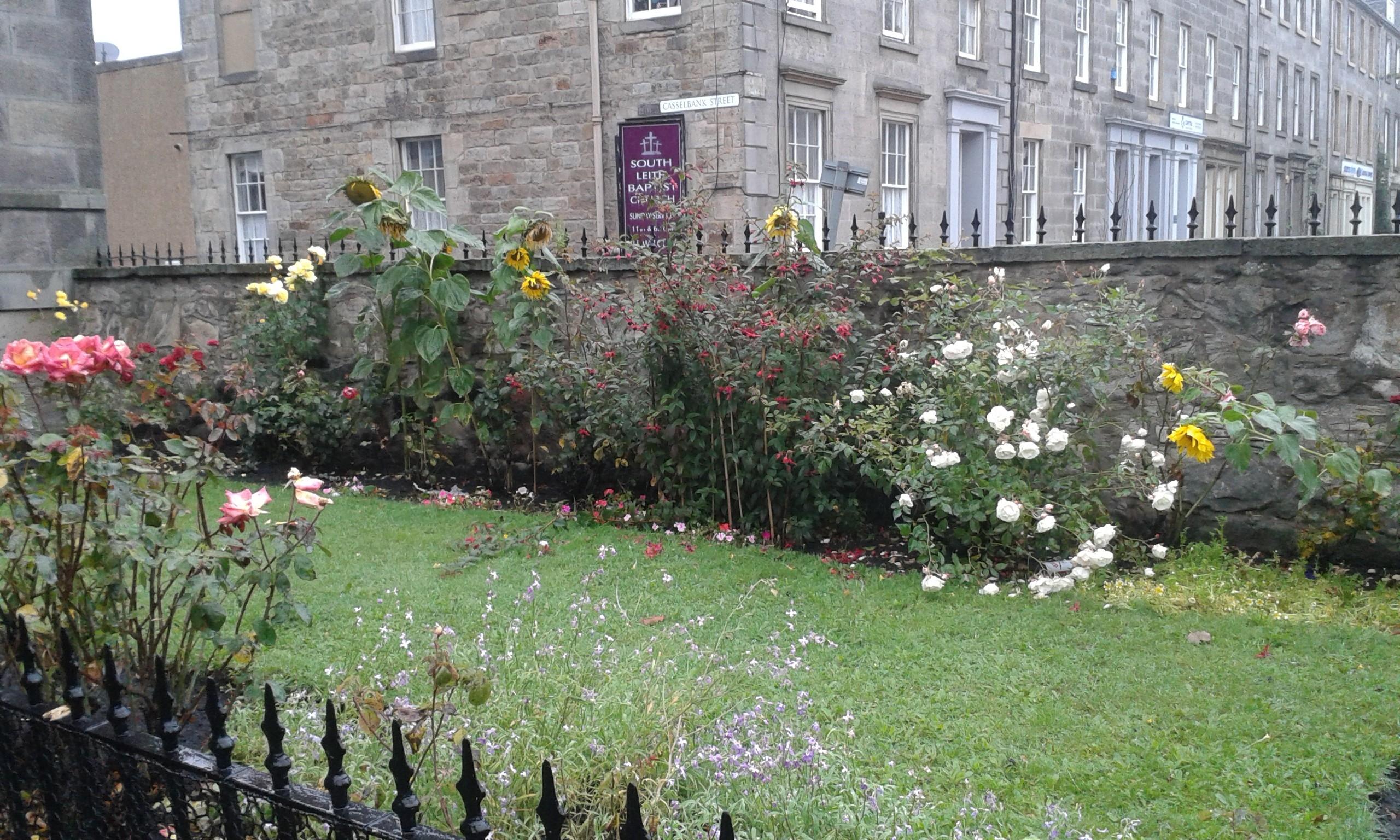 Nr011 Edinburghs hemliga trädgårdar
