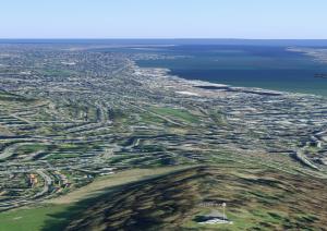 The Mill-projektet i skotska Dundee ämnar att göra staden till ett dataspel. Foto: AnnVixen