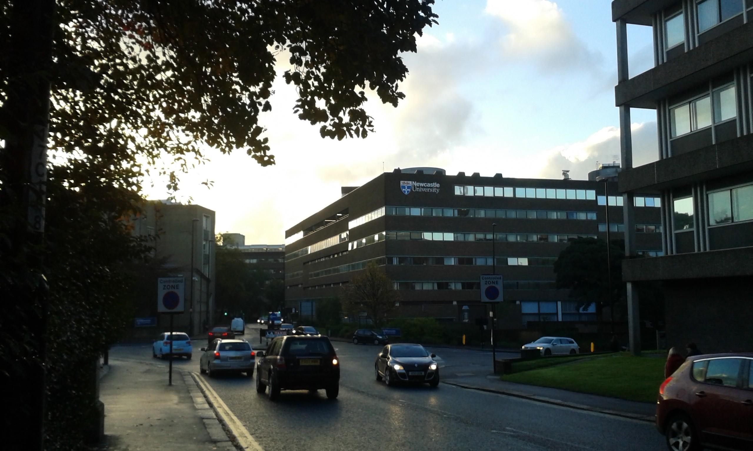 Nr008 Universitetet i Newcastle – Hållbara innovationer för Storbritanniens urbana framtid