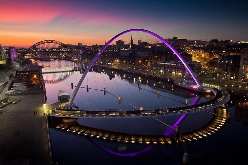 Nr007 En introduktion till Newcastle upon Tyne – en stad i hållbarhetens tecken