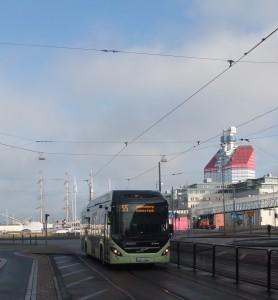 Göteborgs stad, Volvo Cars och Bussar, Autoliv och Vägverket är några organisationer som samarbetar för att utveckla framtidens trafik. Foto: AnnVixen