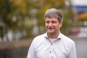 Marcus Rothoff är programdirektör och ansvarig för implementation av Volvos självkörande bilar. Foto: Volvo Cars