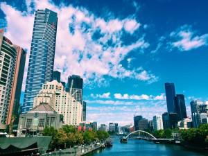 Om den globala uppvärmningen fortsätter riskerar Australiens floder och deltan att översvämmas av saltvatten. Foto: Hanna Isabelle Sjöberg