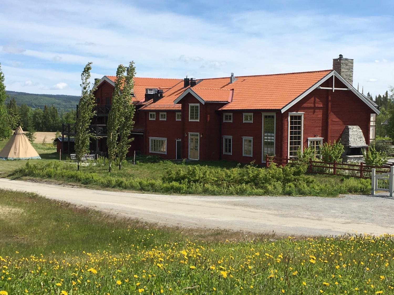 På Fäviken dinerar gourmeter och foodies från hela världen. Foto: AnnVixen TellusThinkTank.se