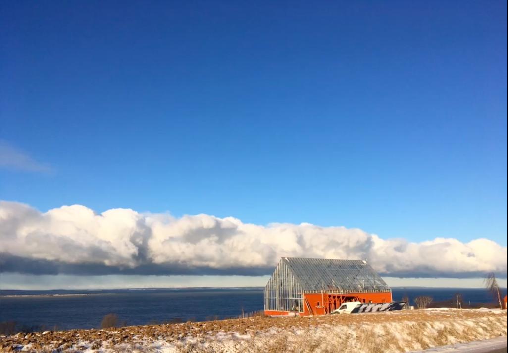 Naturhus – hållbart boende och närodlad mat Nr031